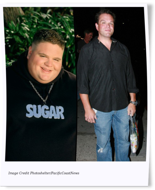 Celebrity Weight Loss - Ron Lester